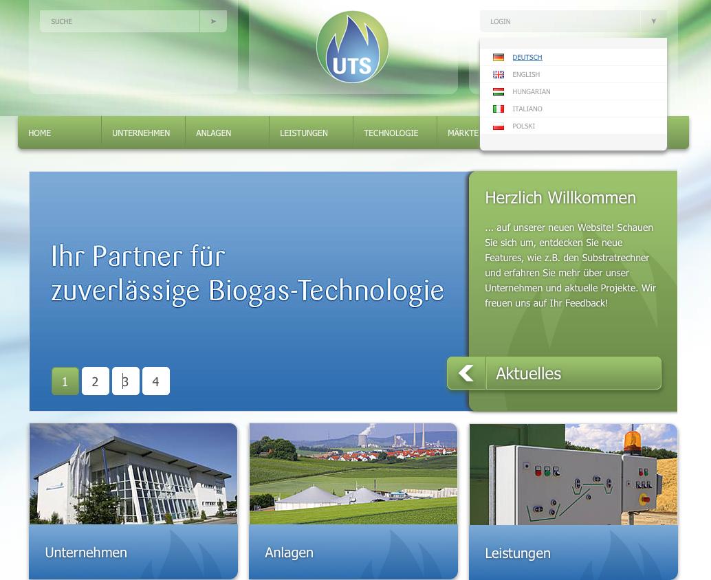 UTS Biogastechnik GmbH